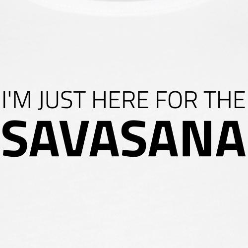Savasana - Dame Premium tanktop
