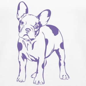 FRANZÖSISCHE BULLDOGGE - FRENCH BULLDOG SWEET - Frauen Premium Tank Top