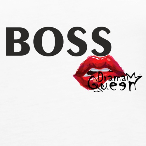 BOSS - Women's Premium Tank Top