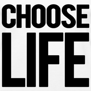 Choose Life - Women's Premium Tank Top