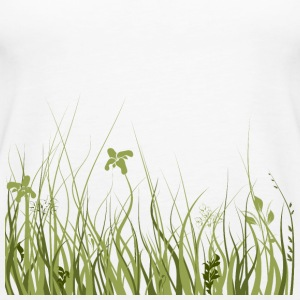 Green meadow - Women's Premium Tank Top