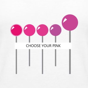 LOLLIPOP - Vrouwen Premium tank top