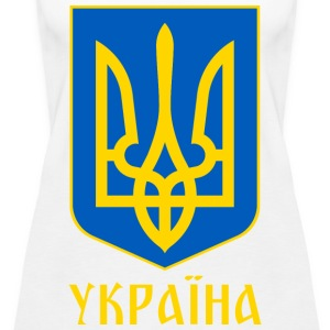 UKRAINE - Women's Premium Tank Top