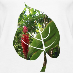 Red bloom - Women's Premium Tank Top