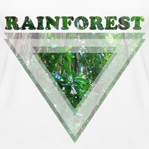 Rainforest - Premium singlet for kvinner