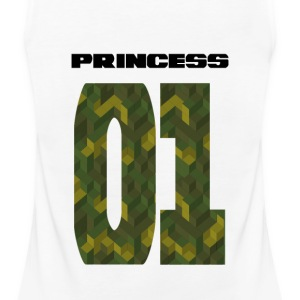 Princess one - Women's Premium Tank Top