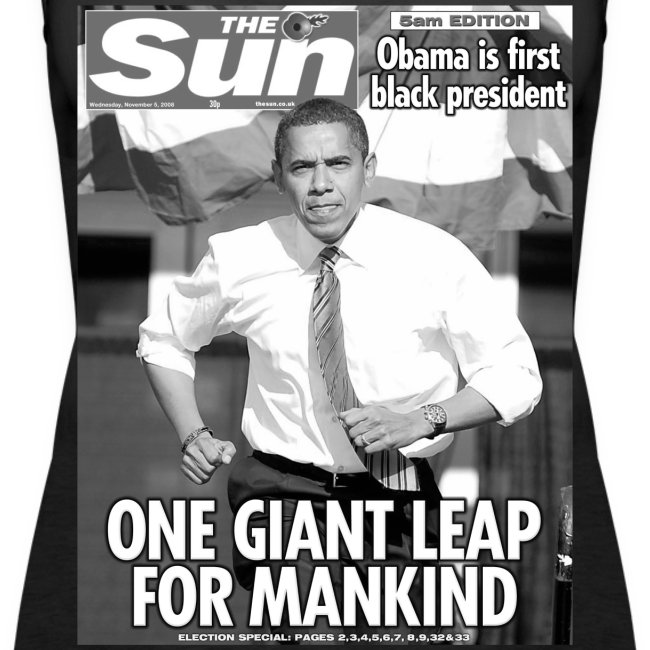 One Giant Leap FP BW