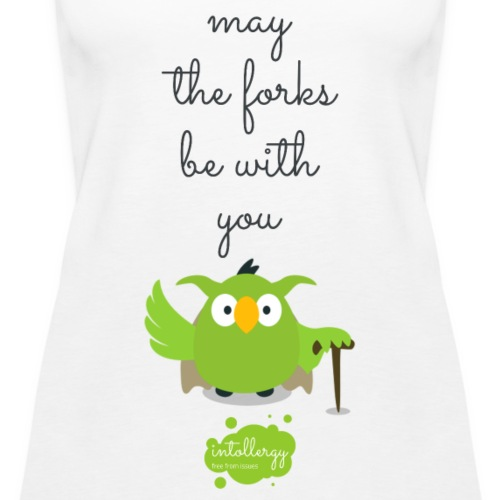 May the forks - Women's Premium Tank Top