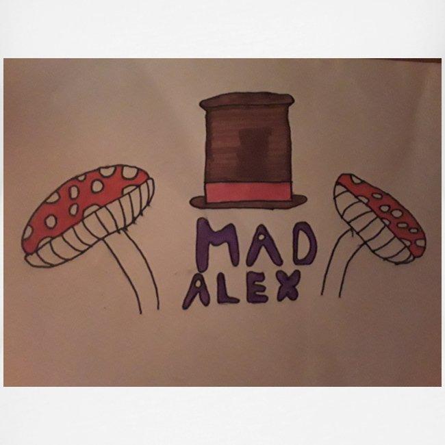 Mad Alex Logo