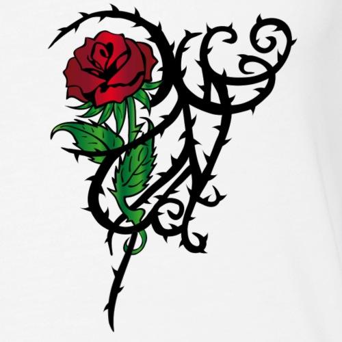 Tattoo Rose - Frauen Premium Tank Top