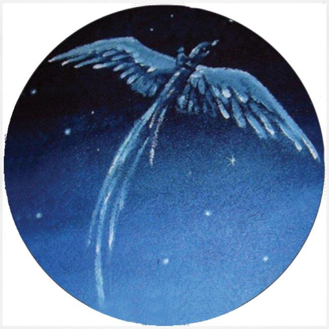 Oiseau Bleu 1