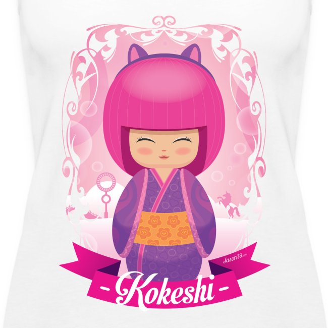Kokeshi mod.3