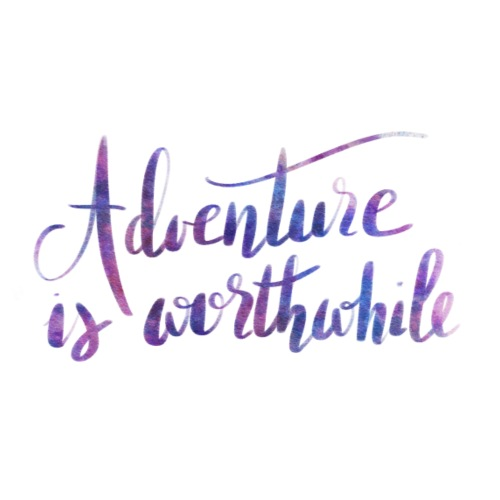 Reisekollektion: adventure worthwhile - Frauen Premium Tank Top