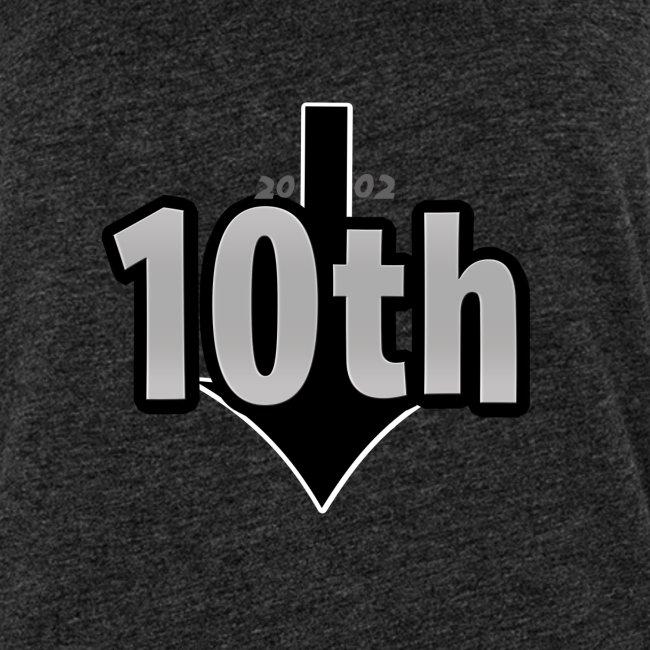 10th Normal Logo