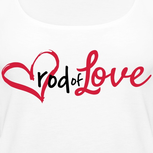 Rod of Love - Women's Premium Tank Top