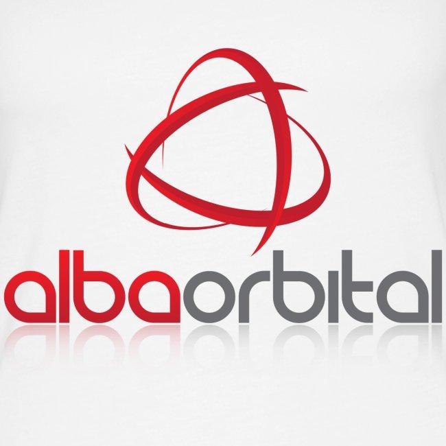 Alba Orbital's Offical Logo