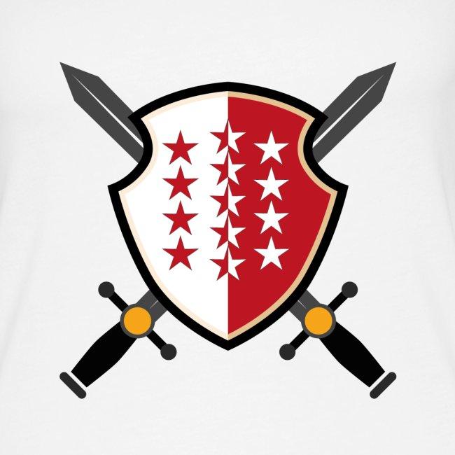 Valais avec épées