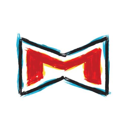 M Wear Painted - Women's Premium Tank Top