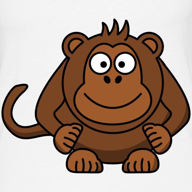 Monkey t-shirt
