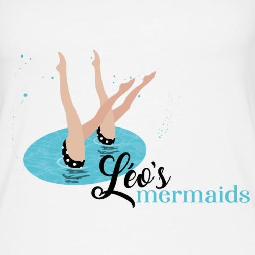 natation synchronise e 01 - Débardeur Premium Femme