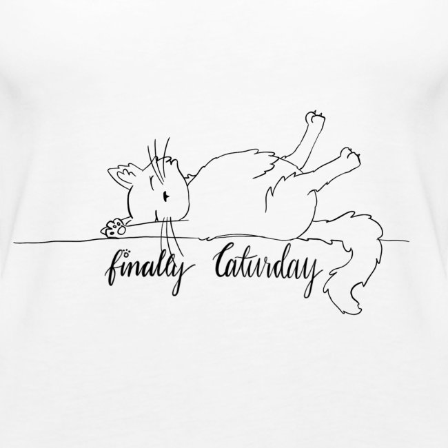 finally Caturday