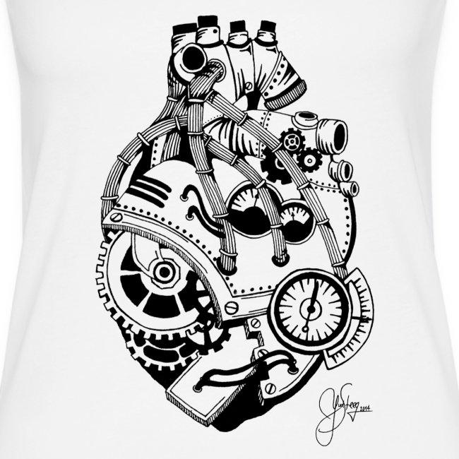 Technological heart