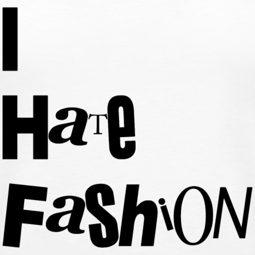 Anti Fashion - Women's Premium Tank Top
