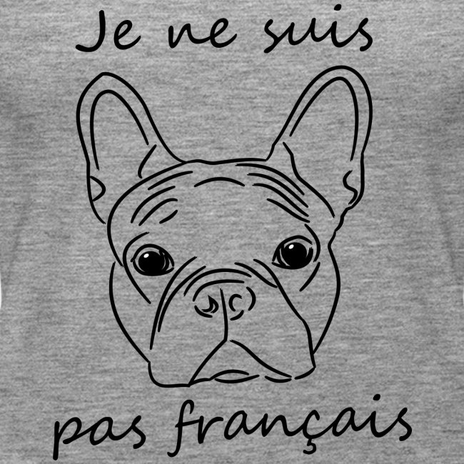 I'm not french