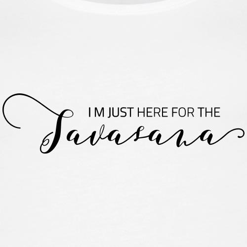 Savasana2 - Women's Premium Tank Top