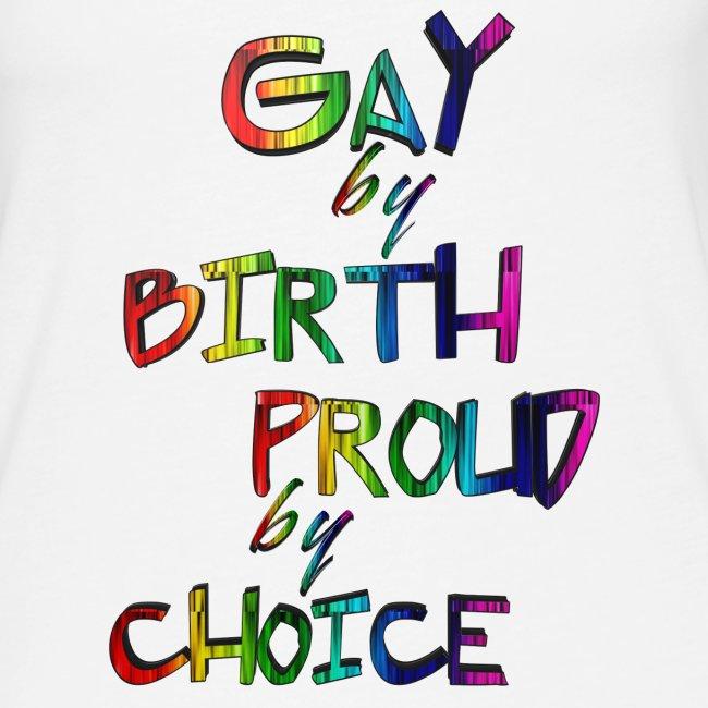 Gay by Birth
