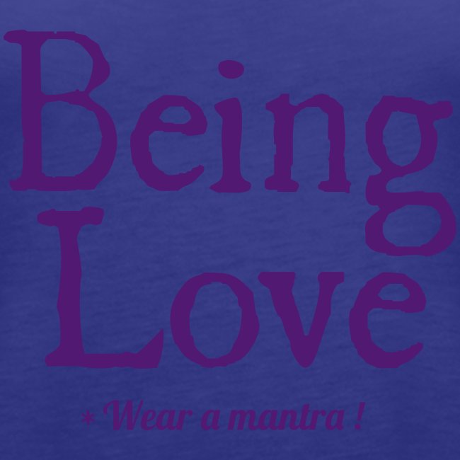 BEING LOVE