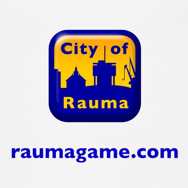 Raumagame logo