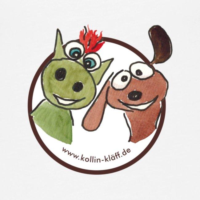 Kollin Kläff - Hund und Drache Blitz