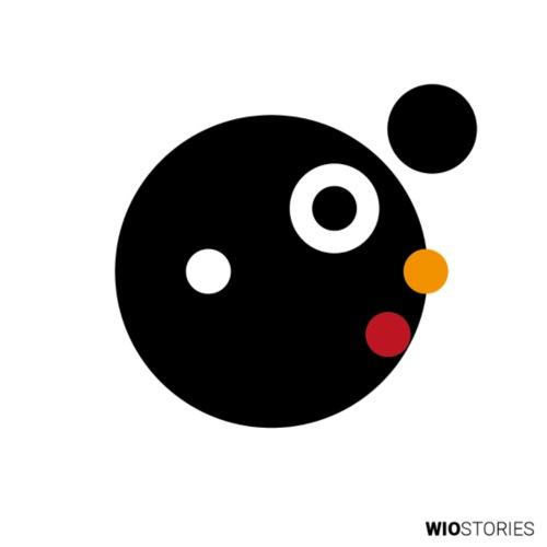 WIO BLACK POWER - Camiseta de tirantes premium mujer