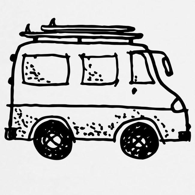 my tiny camper van