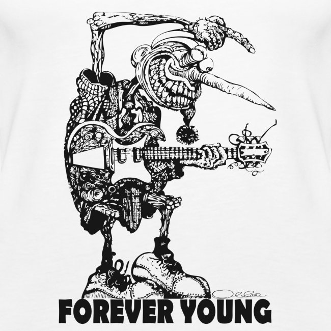 forether young