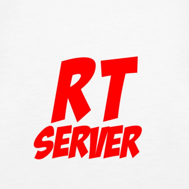 *Limited Edition* RTServer Merch
