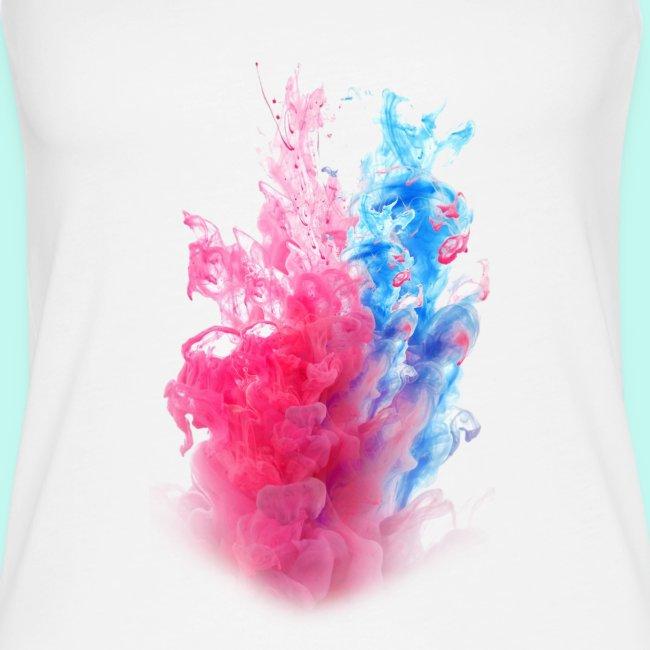 Pink & Blau