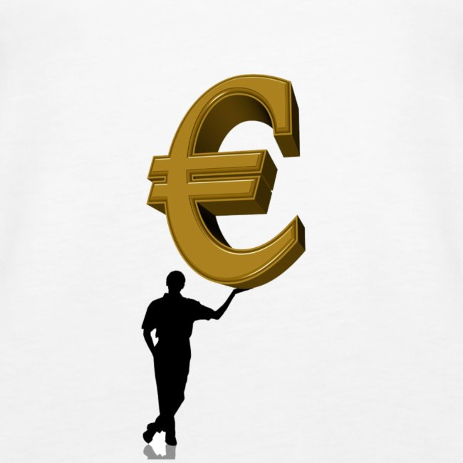 kisspng euro sign loan silhouette man and the euro