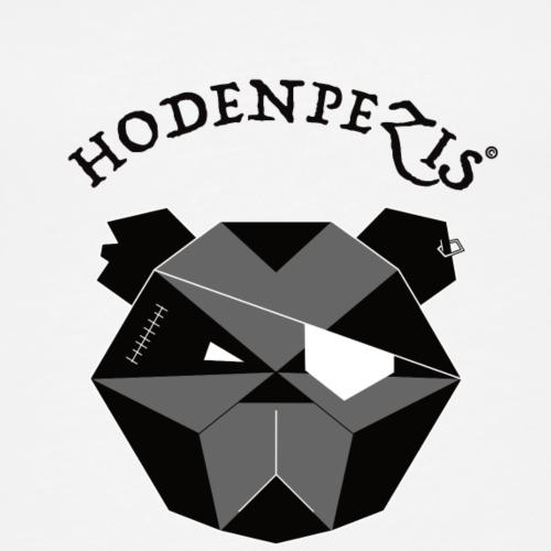 HODENPEZIS Origin Team Black B&W - Frauen Premium Tank Top