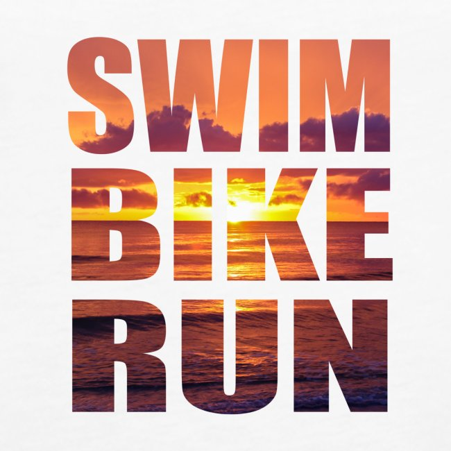 swim bike run @RUNNINGFORCE