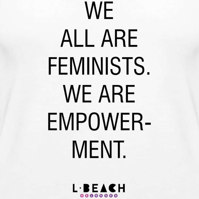 We all are feminists