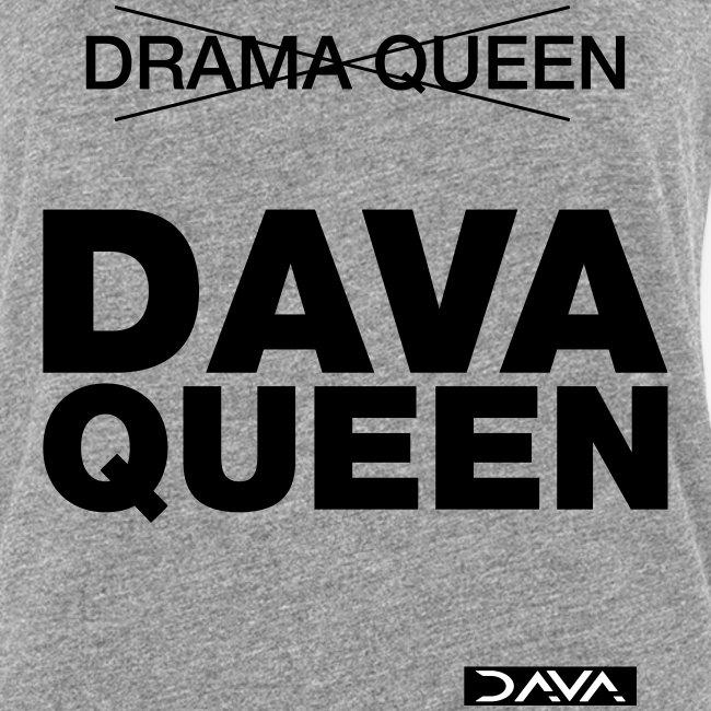DAVA Queen - black