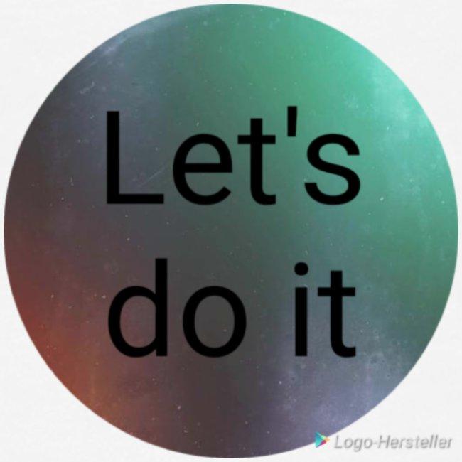 Let's do it