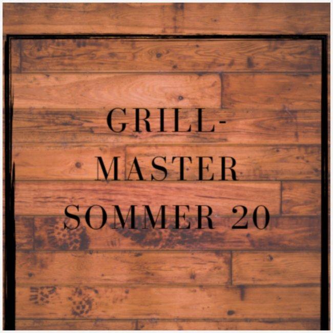 Grill Master 2020 1