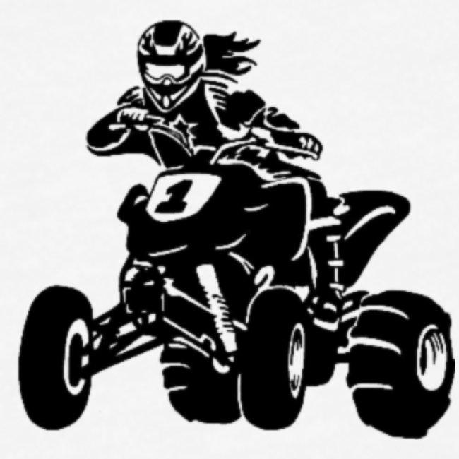 Motocross QuadLady
