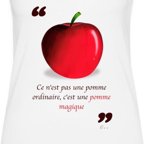 Pomme - Débardeur Premium Femme