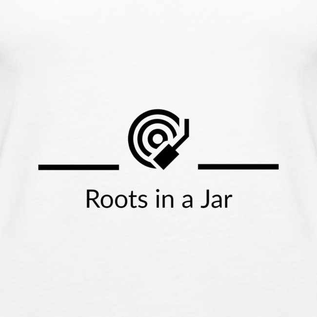 Roots in a jar logo