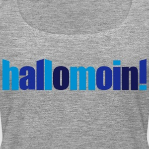 Hello Moin! - Women's Premium Tank Top