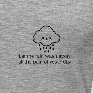 Let the rain wash away - Women's Premium Tank Top